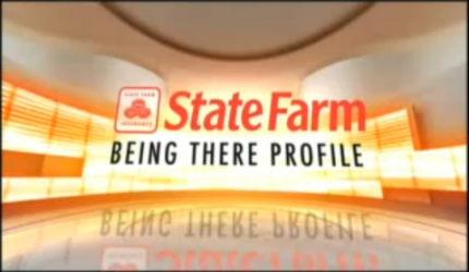 "State Farm ""Being There"""